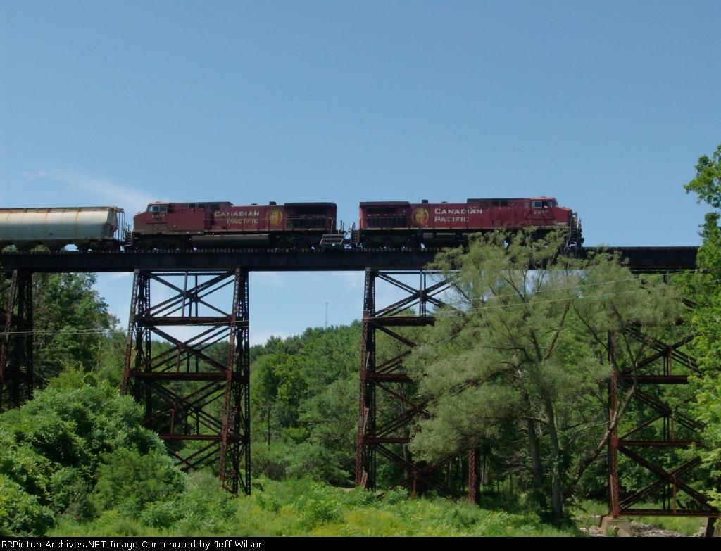 Harpursville Bridge