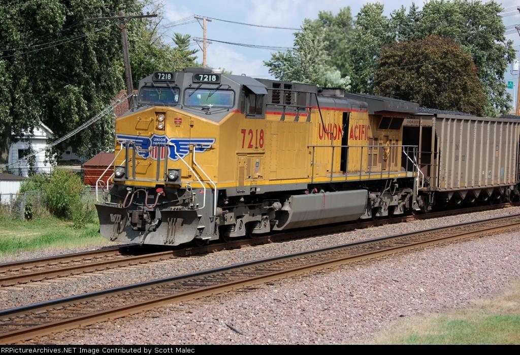 UP 7218 (DPU)