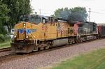 UP 5805 & SP 187