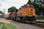 BNSF 4130, 8207 & 4989