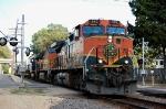 BNSF 982, 5246 & CSX 5317