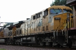 UP 6713 (patched ex-CNW)