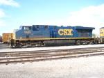 CSX 5402, ES44DC, a good puller