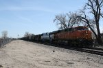 BNSF 6330 Leads a Westbound Grain Train