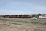Eastbound Freight From Fargo