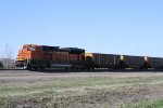 BNSF 9268 DPU