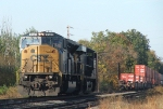 CSX 4590 Q190 Power West