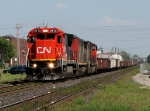 CN 331 at Woodstock