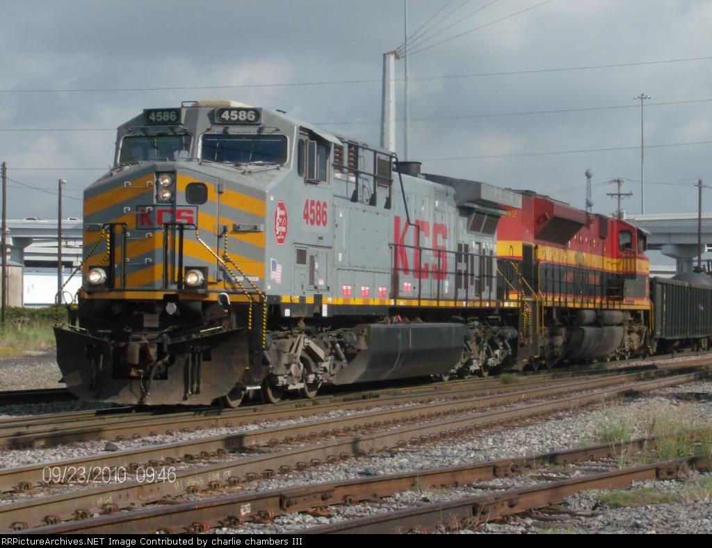 KCS 4685 TOWER 55