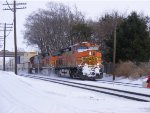 BNSF 4125