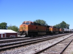 BNSF 5519