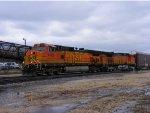 BNSF 4172