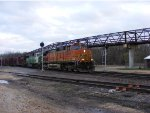 BNSF 4625