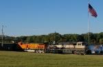 BNSF 9817 West