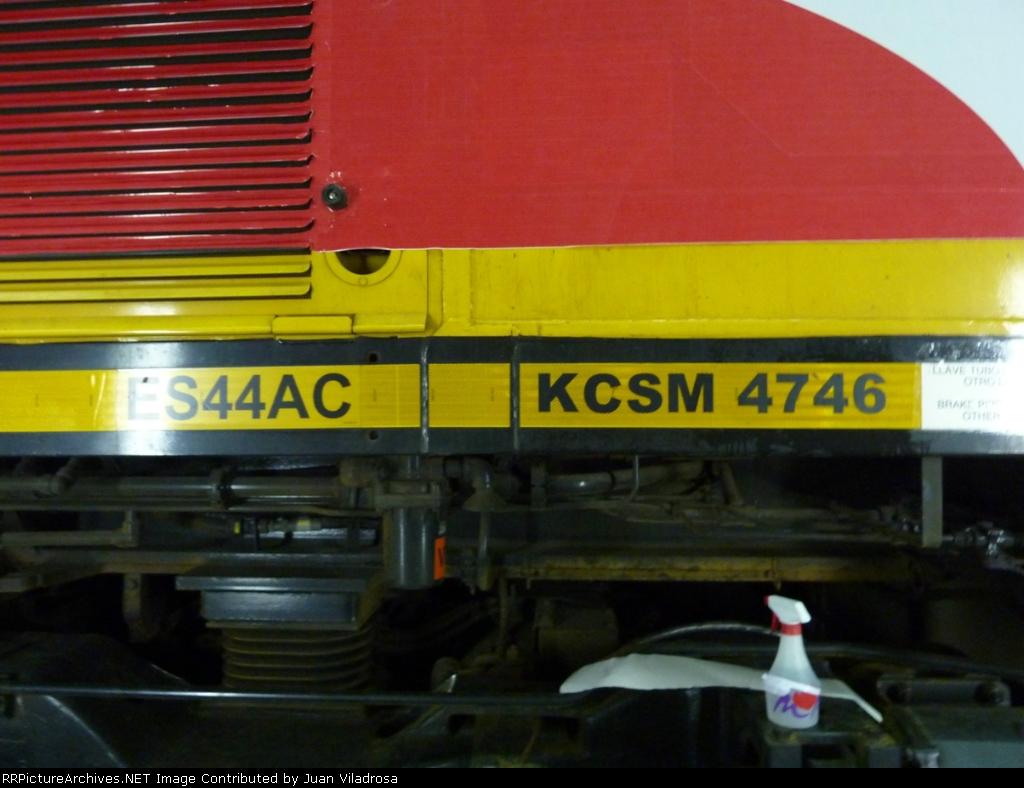 KCSM 4746