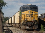 CSX 5360 sits on the main waiting to go east with E848-14