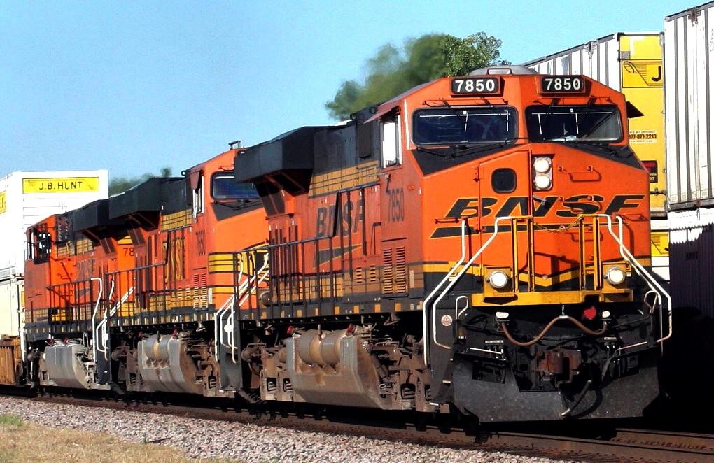 BNSF 7850