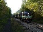 Steamtown's Whistle Stop Excursion