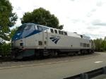 Cab Tour of Amtrak 818