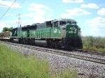 BNSF 8133