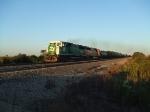 BNSF 8101