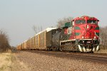 FXE 4662, southbound UP AGBAR