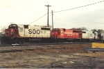 Transfer enters Northtown Yard