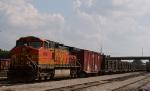 BNSF Welded Rail train
