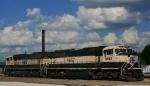 BNSF 9667