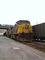 CSX Coal Drag