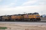 Union Pacific C44-9W 5662