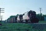 "Soo train 940 in ""Nordeas"""