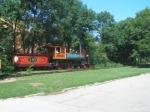 OZRR 119 4-4-0 Steam Locomotive