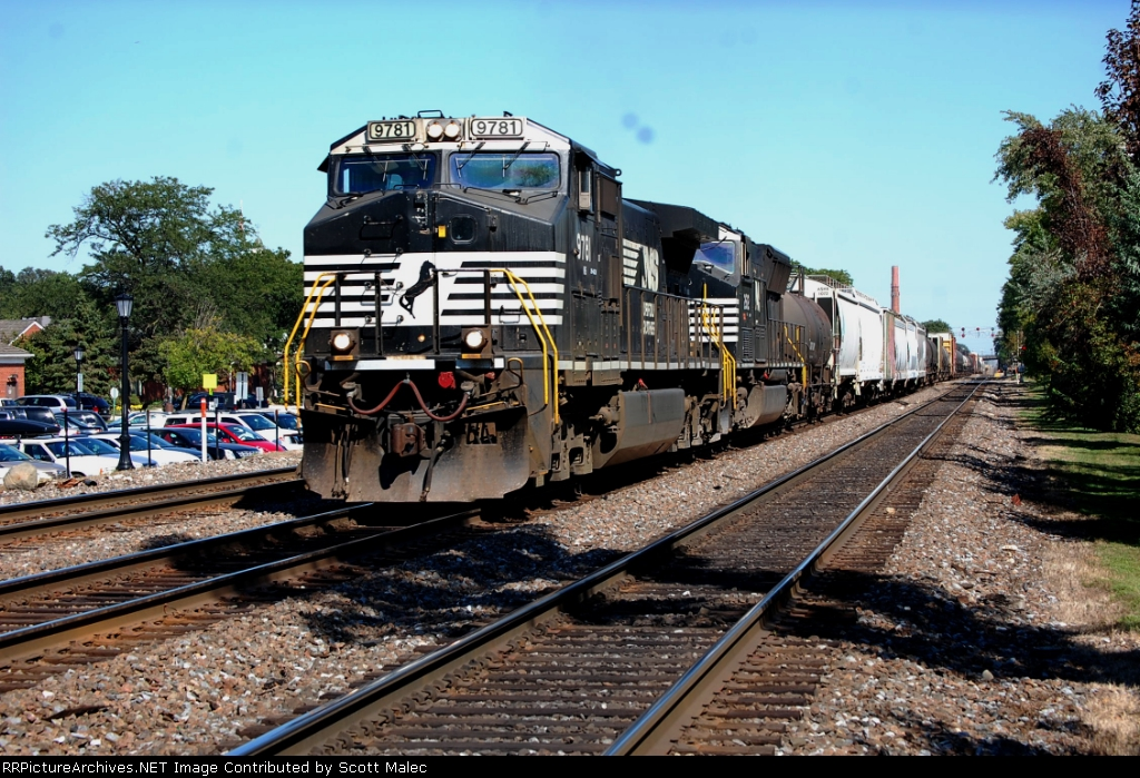 NS 9781 & 2612