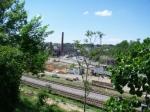 Tracks around Ivy City