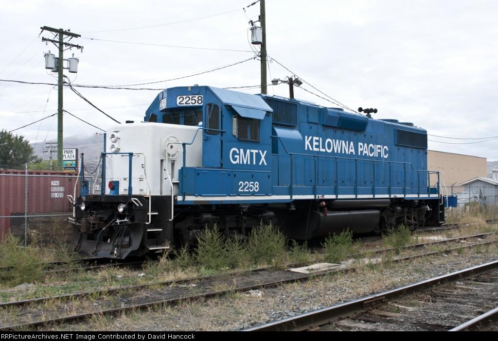 KPR/GMTX GP38-2 #2258