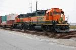 BNSF 2850 & 2302