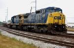 CSX 7351 & 7589