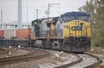 CSX 16 & 9026