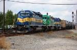 ICE 6428, CITX 3058 & DME 6083