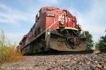 CP Ethanol train