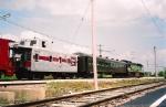 Diesel Days Caboose Train