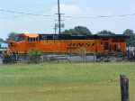 BNSF H3 resting at Moncrief