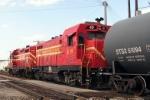 Florida Central Railroad/FCEN 49 & 57