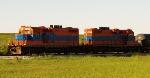 South Central Florida Express/SCFE 9023 and 9027