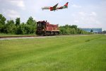 Airplane and Baldwin Switcher