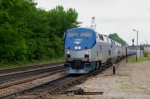 Amtrak and Grandluxe Express make rare appearance