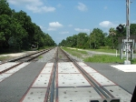 Looking west on the Tallahassee Sub