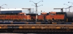 BNSF 7816 and 7260