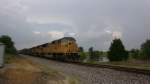 Up 8166 and 8177 Livingston Ill